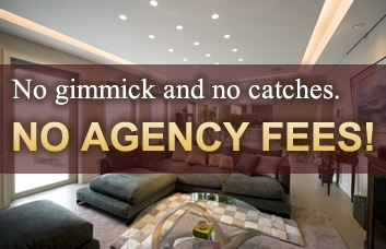 NO AGENCY FEES!